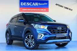 Título do anúncio: Apenas 1.000 km! Oportunidade! Hyundai Creta 2.0 2021 Prestige Top de linha