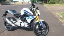 BMW G 310 R 2020 - Apenas 800km rodados - Aceito moto de menor ou menor valor