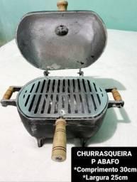 Título do anúncio: CHURRASQUEIRAS A BAFO