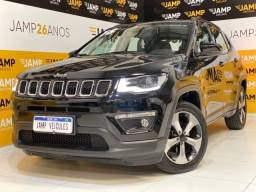 Jeep Compass Longitude 2.0 4x2 Flex 170cv Automático 2018 - Apenas 12mil km -