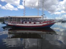 Saveiro/Escuna/Barco de 10 metros motor MWM