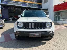 Jeep Renegade Longitude 2.0 4x4 Turbo Diesel Novíssimo!!