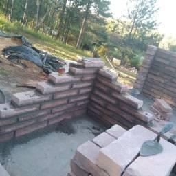 Construcoes rusticas em pedras