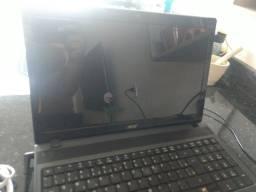 Notebook Acer i3 8 GB de memória