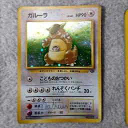 Deck de Pokémon TCG raro Tipo Lutador e Normal