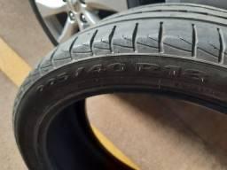 2 Pneus 225/40R18 Cinturato P1 Pirelli