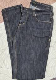 Calça jeans Skinny Zoomp Preta