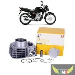 Kit Motor Honda CG 150 Bros 150 Metal Leve Original