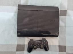 PS3 super slim com defeito