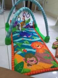 Tapete de atividade para bebê