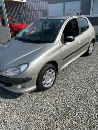 Raridade! Peugeot 206 2008 completo 13.900