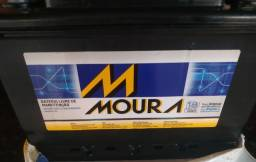 Bateria Moura 60A Nova 10x sem Juros
