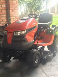 Trator Husqvarna 20 hp
