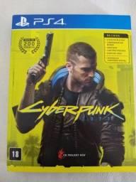 Jogo de PS4 Cyberpunk 2077