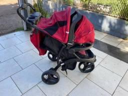 Vendo Carrinho e Bebê Conforto!!!