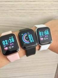 Smartwatch D20/Y68 NOVO (Preço promocional)