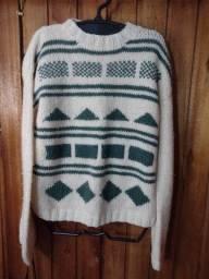 841 - Blusão de lã feminino - Tam 40
