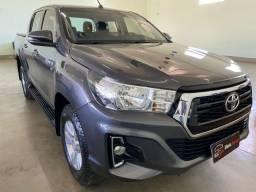 Título do anúncio: Toyota Hilux 2.7 SR Flex 4x2  Automática Ano 2020 procedência