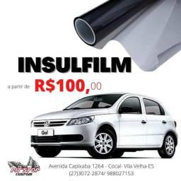 Título do anúncio: insulfilm Vila Velha