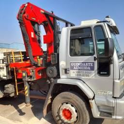 Título do anúncio: Caminhão Cargo 2422 2009 com munk 45 toneladas.
