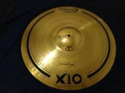 "Prato Orion X10 21"" Ride - usado"