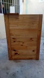 Balcão Comercial madeira