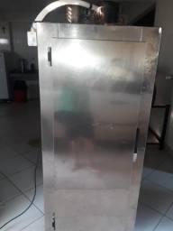 Câmara Fria Geladeira Freezer Industrial Inox