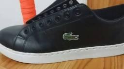 Costura de sapato