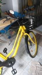 Bike nova nunca usada 0km