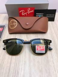 Óculos Ray ban Clubmaster tradicional G5