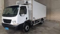 Título do anúncio: Caminhão M B 815 c ano 2014
