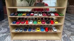 Coleção Rara Carrinhos Hot Wheels (Porsche, Lamborghini e Camaro)