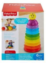 Brinquedo Fischer Price Empilhar