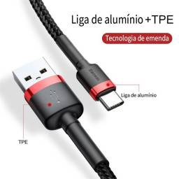 Cabo USB tipo C Baseus