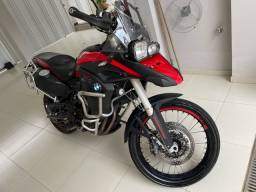BMW F800 GS Adventure 2014