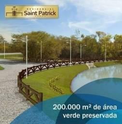 Linda Casa com Piscina conceito Praia Residencial Saint Patrick - Permuta