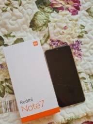 Vendo Xiaomi  Redmi Not 7 branco