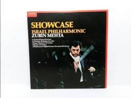 Lp Vinil Showcase Israel Philharmonic Zubin Mehta