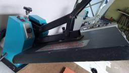 Prensa  de estampa  camisas e empressora L1300