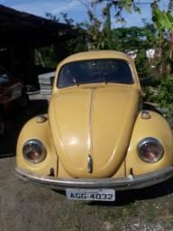 Vendo fusca Volkswagen por 8500 e aceito  moto no valor de 3mil