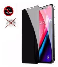 Película 3d privacidade Anti Spy iPhone 6 7 8 plus x xs xr xs