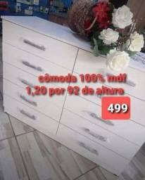 CÔMODA 10 GAVETAS