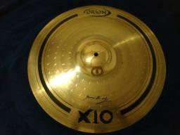"Prato Orion X10 18"" Crash usado"