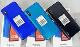 Xiaomi Redmi 9I 128gb 4ram- Novo com garantia- Somos Loja fisica!