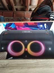 Vendo caixa JBL partybox 300 semi nova