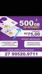 Internet Para celular