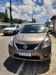 Versa Nissan