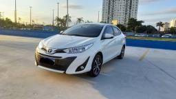 Título do anúncio: Toyota Yaris Sedan 2020 XS 1.5 AUT - GNV 5°