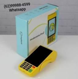 Moderninha Pro 2 PagSeguro - Máquina de cartão