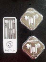 Fone de ouvido tipo c